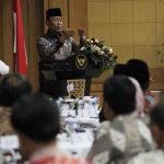 Dialog Bersama Tokoh Islam, Menko Polhukam Ajak Seluruh Umat Sama-Sama Jaga Stabillitas Keamanan